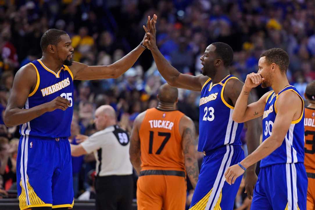 Phoenix Suns vs. Golden State Warriors