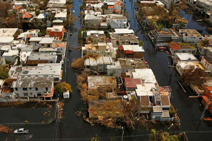 After Harvey and Irma, can a thinly stretched FEMA come through for Puerto Rico?