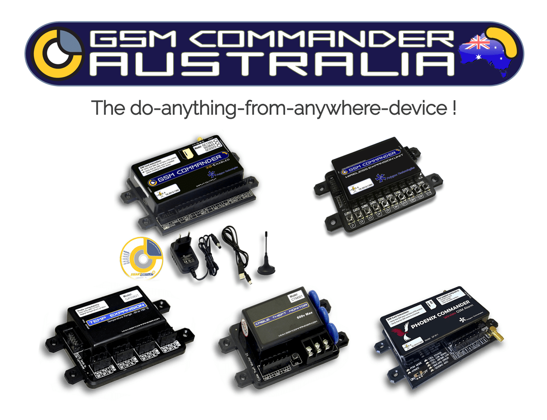 GSM Commander - HX.Systems