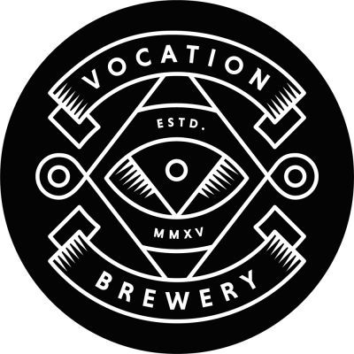 Logo for Vocation Brewery