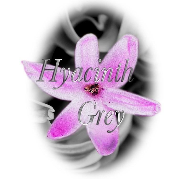 Hyacinth Grey logo