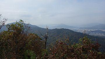二ヶ城山、大茶臼山~火山~武田山