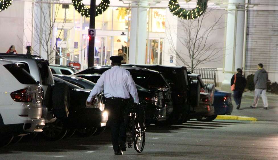Bicyclist Banged Up Pretty Good At Mall Hyannis News
