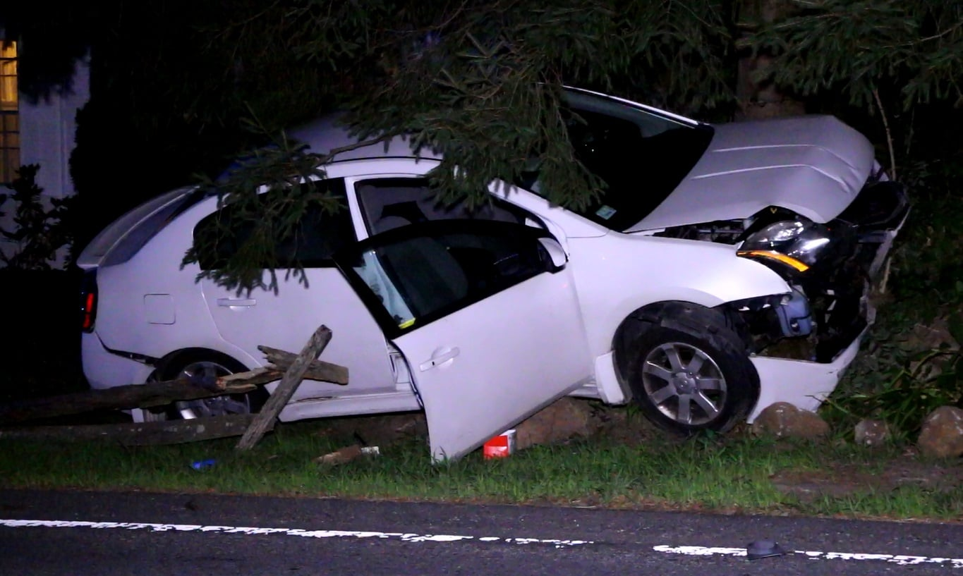 Cape Cod Car Accident July