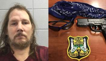 """MONDAY MORNING SHENANIGANS: One arrested for using """"wooden"""