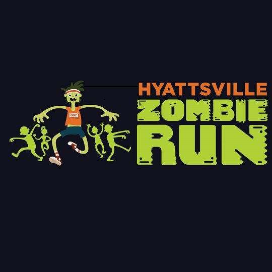 Learn about the Hyattsville Zombie Run 5K