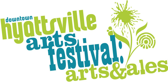 The Downtown Hyattsville Arts Festival Logo