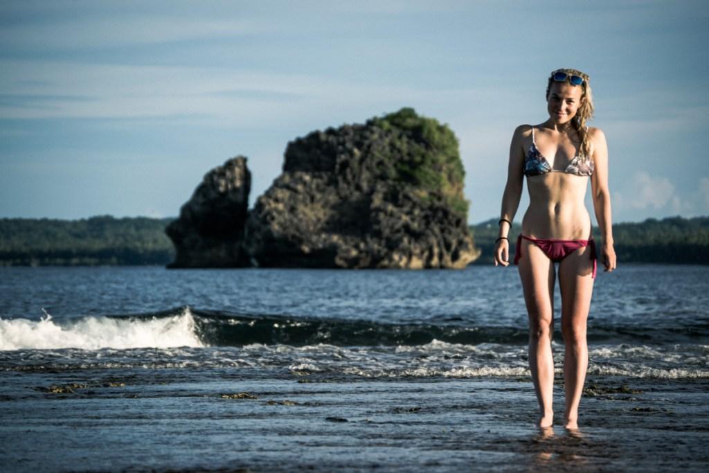 Magpupungko beach..čarovné miesto