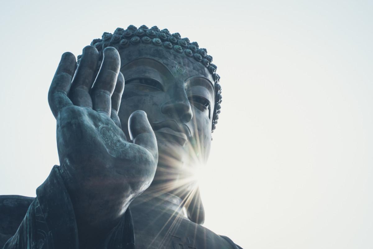 Hong Kong Budha Lantau