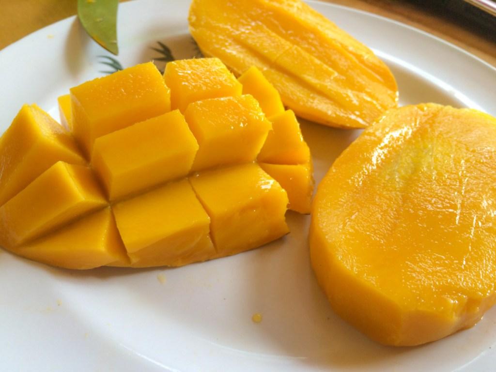 Čerstvé mango