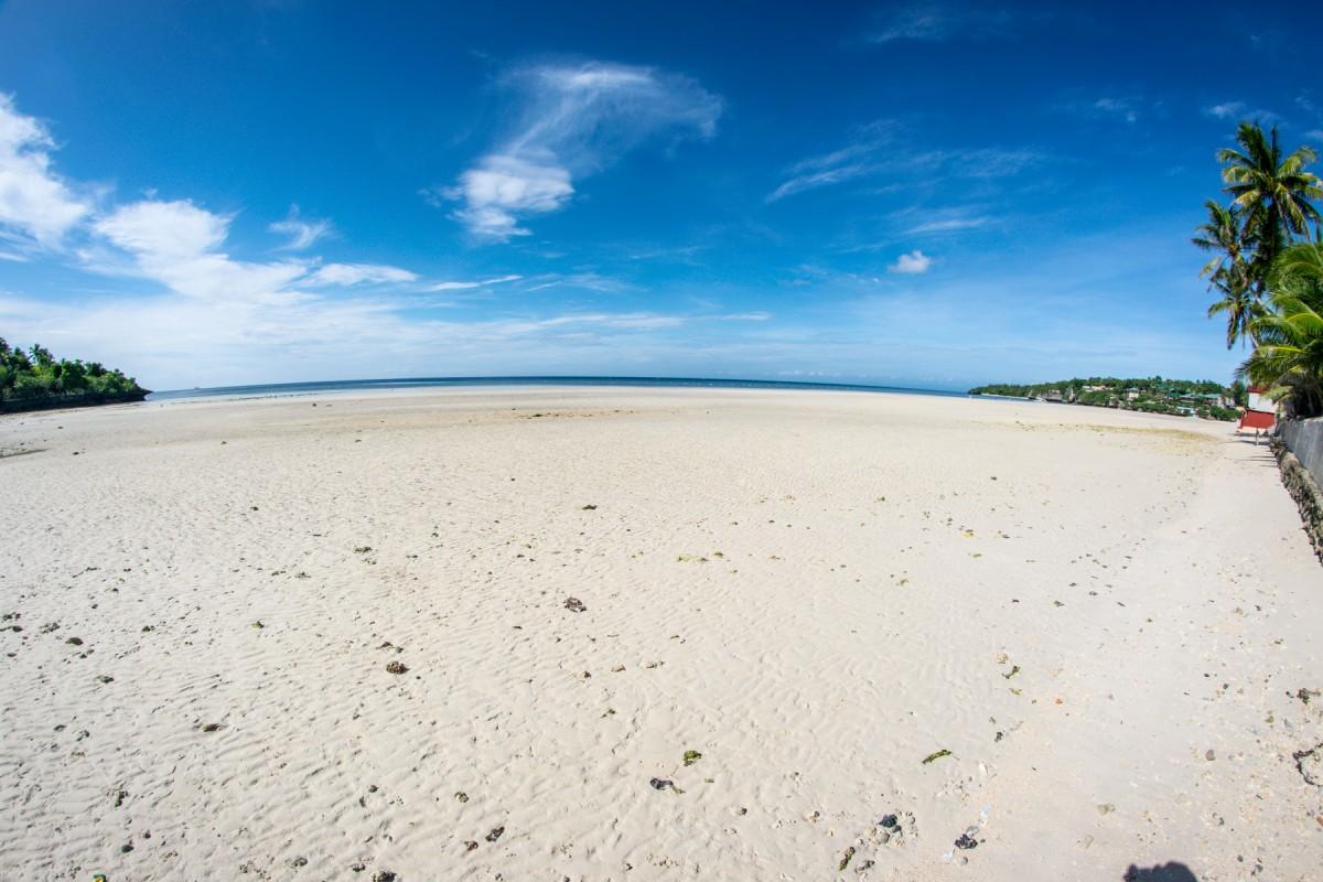 Santiago beach, Camotes