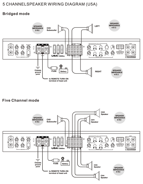 small resolution of speaker wiring diagram
