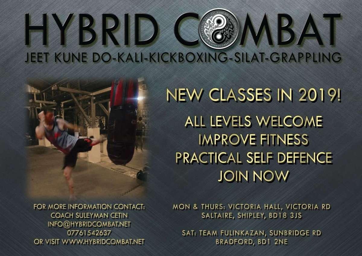 Hybrid Combat Martial Arts