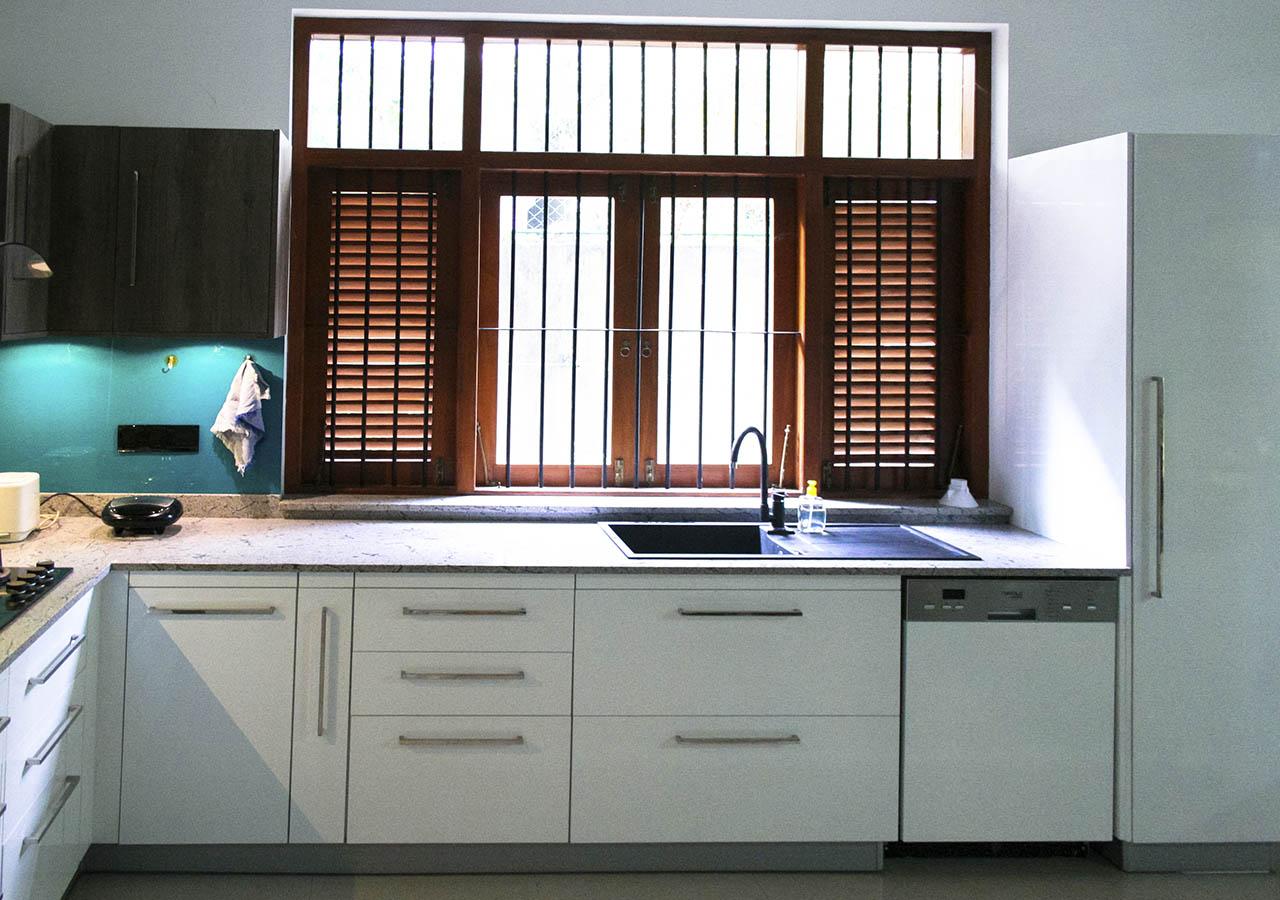 kitchen pantry cupboard suspended shelves cupboards sri lanka hybrid portfolio city white 2