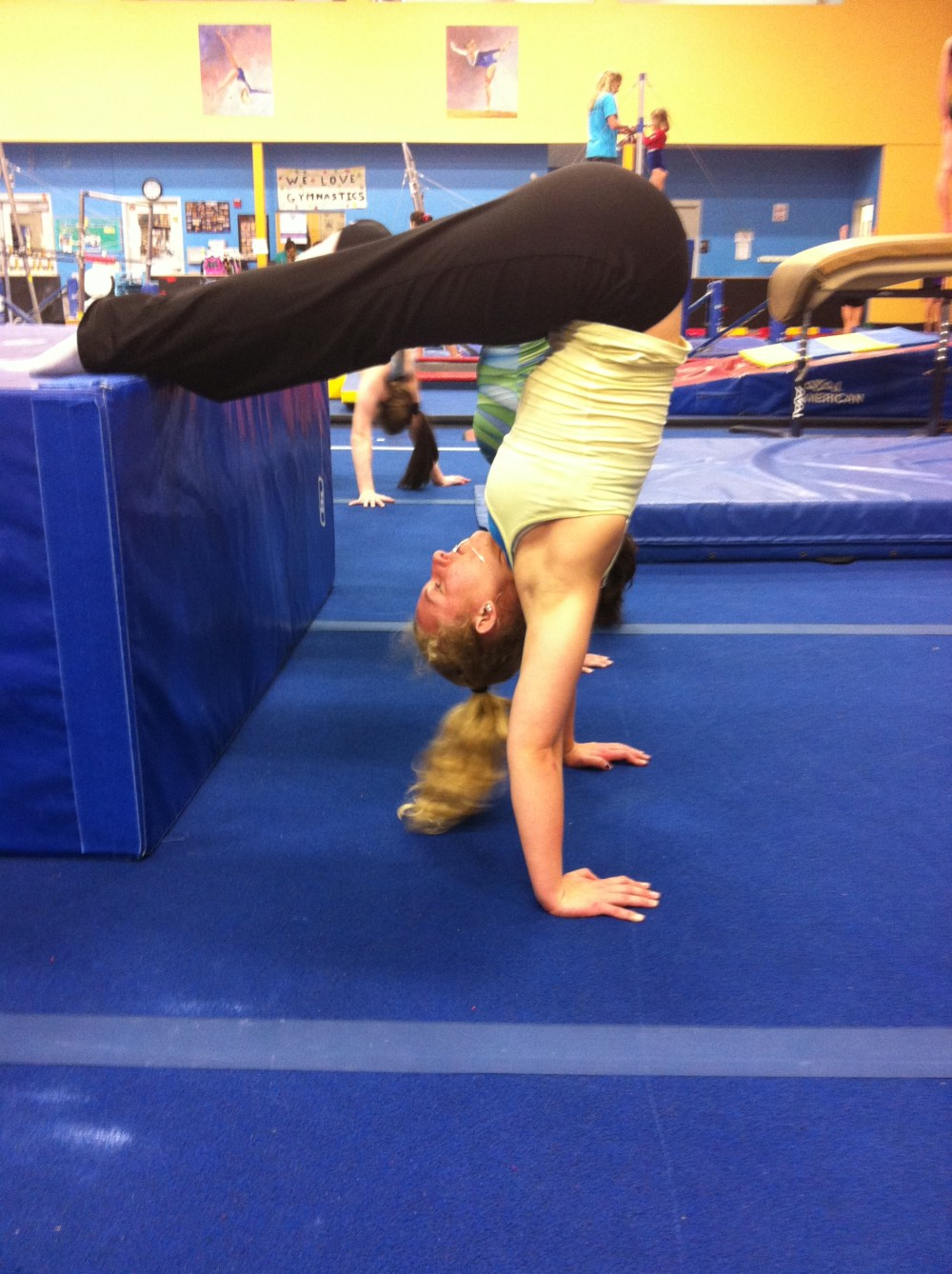 medium resolution of overhead pike hold for cast handstand shaping