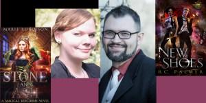 Brianne Marie Robinson and Brian Palmer