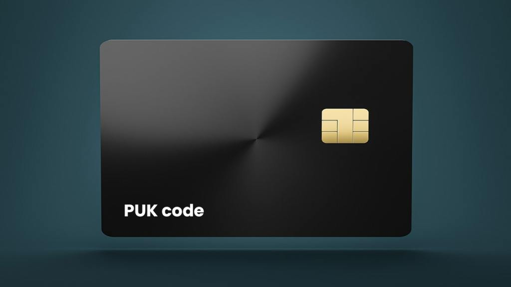 SIM Card PUK