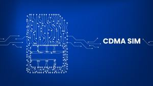CDMA SIM Card