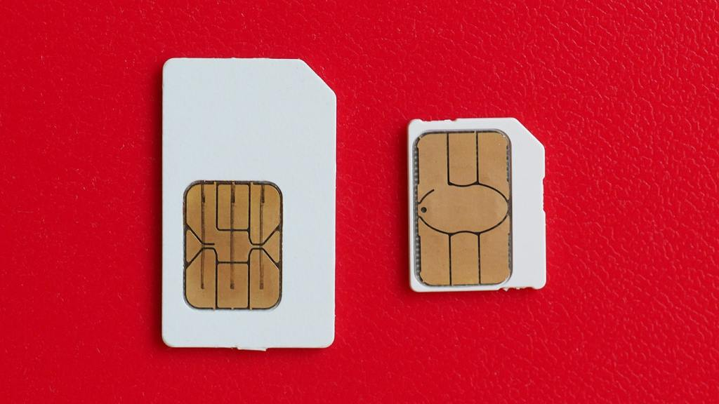 How to know what kind of SIM card you have
