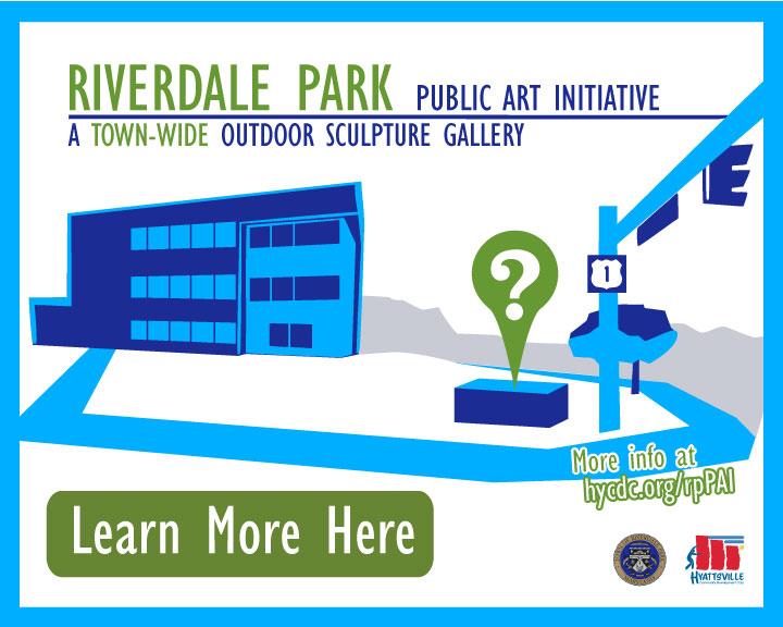 Learn more about the Riverdale Park Public Art Initiative