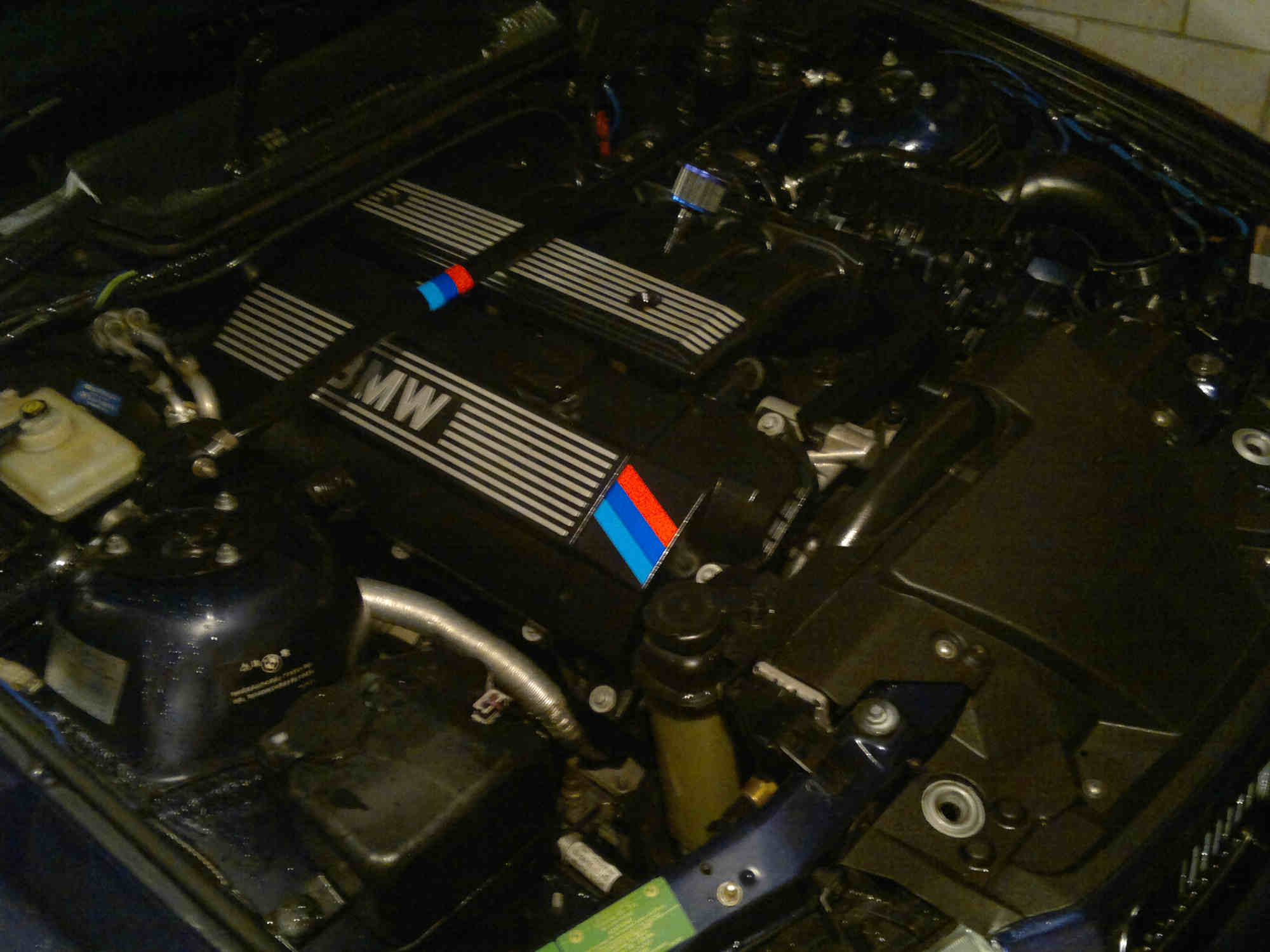 Hyde Motor Works | The Original Roots Supercharger Project