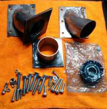 Manifold & Throttle Body Relocation Kit