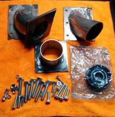 Manifold & Throttle Body Relocation Kit