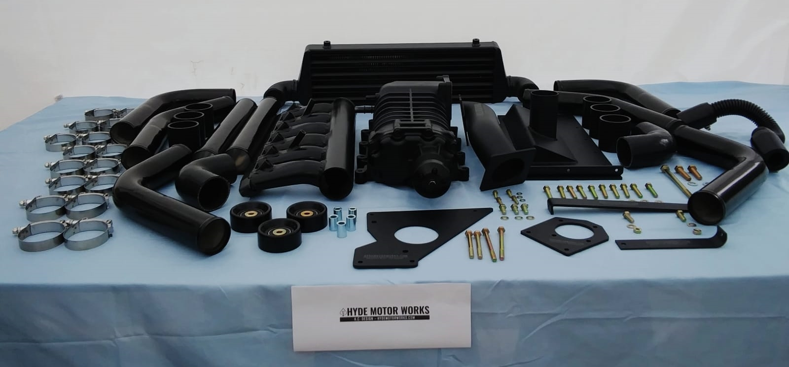 You are currently viewing M122H Rev 1 officially available &  M4x SC kit under development