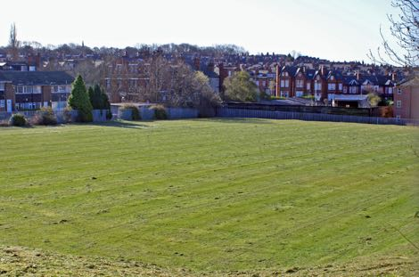 Chestnut Avenue Playing Field