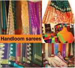 hand-loom sarees