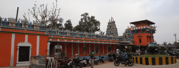 Karmanghat-temple
