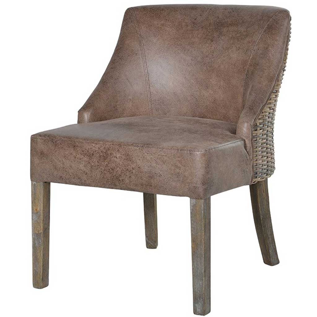 faux leather sofas and chairs goose feather sofa rattan chair handmade kitchens in norwich