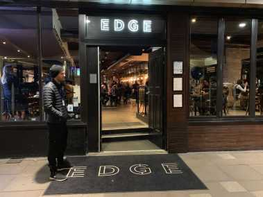 Edge, Geelong