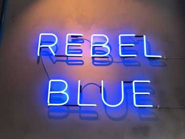 Rebel Blue, Windsor