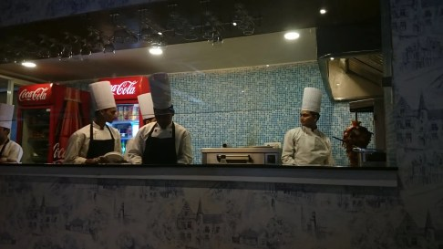 Spice 6 hyderabad review brilliant arabic food for M kitchen hyderabad
