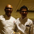 Marriott - Chef Yogender and Chef Ruhizad