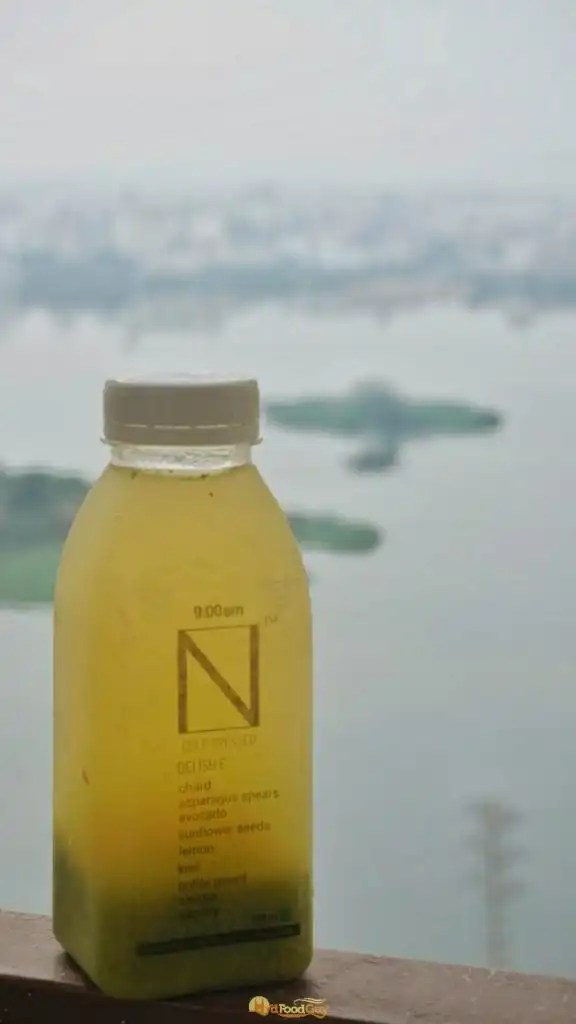 N Coldpressed - Delish E