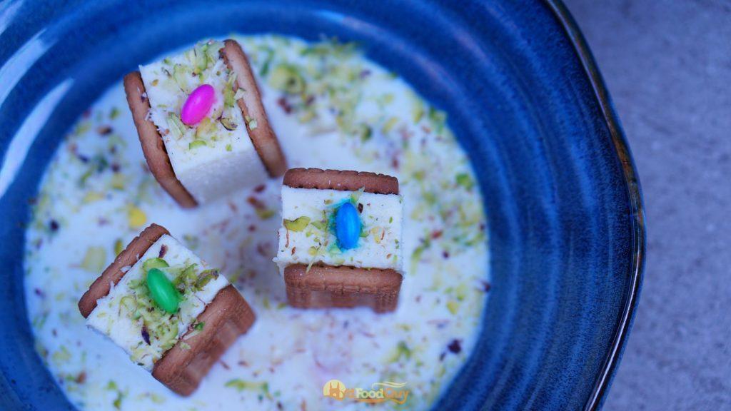 Parle-G Cheesecake - Farzi Cafe