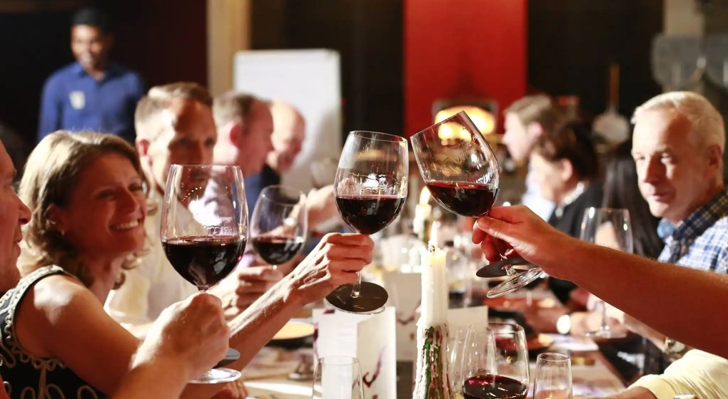 Wine Dinner by Hyderabad Wine Society at Prego