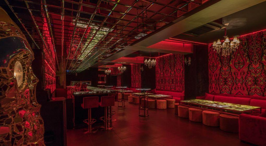 Secret Speakeasy Bar Hyderabad - Pudding and Mink