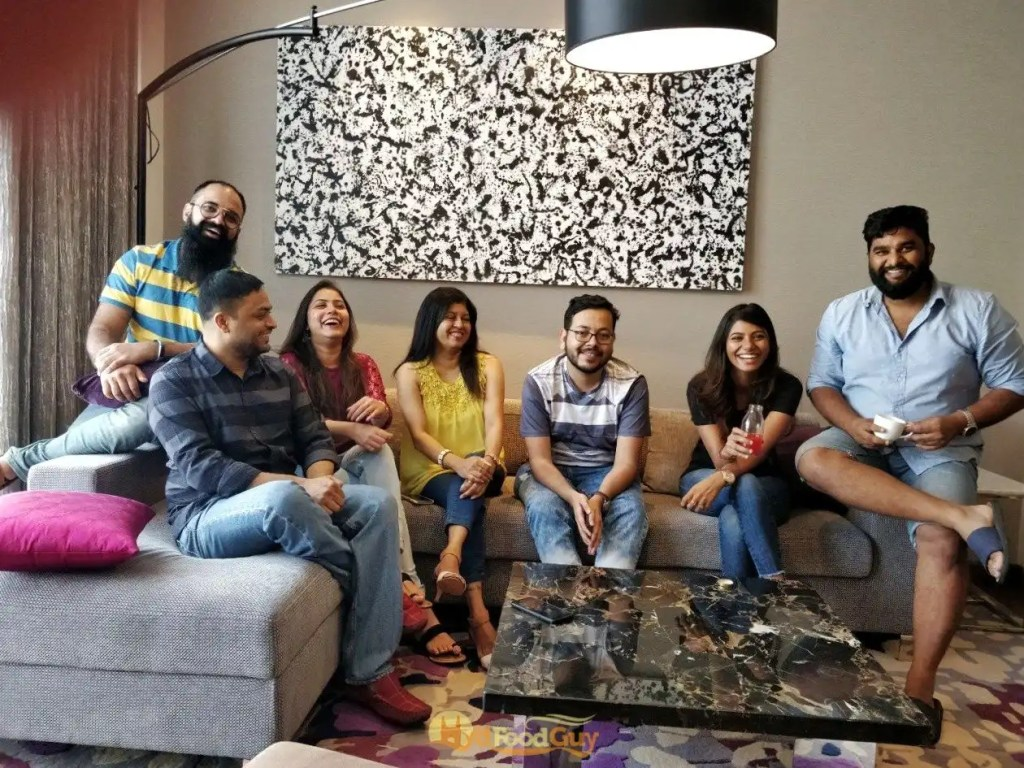 Staycation at Marriott Executive Apartments Hyderabad