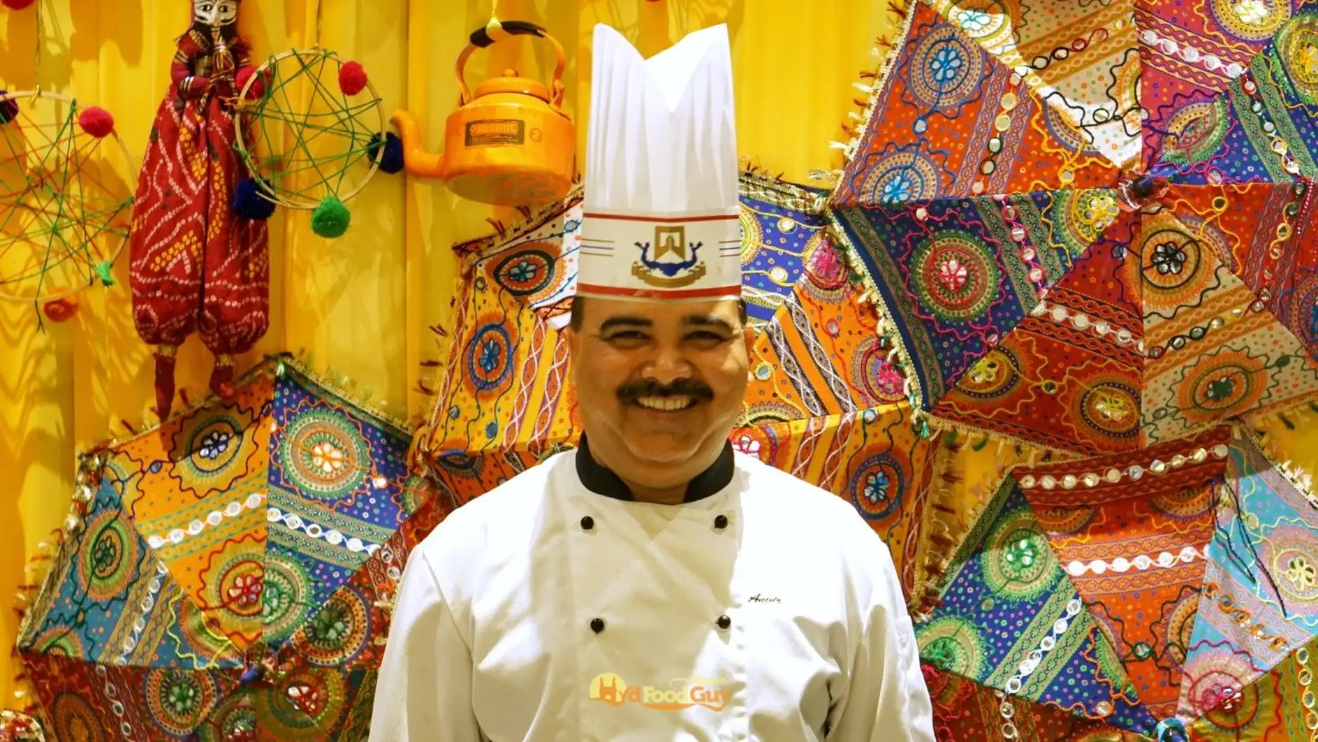 Rajasthani Food - Chef Anvir Singh