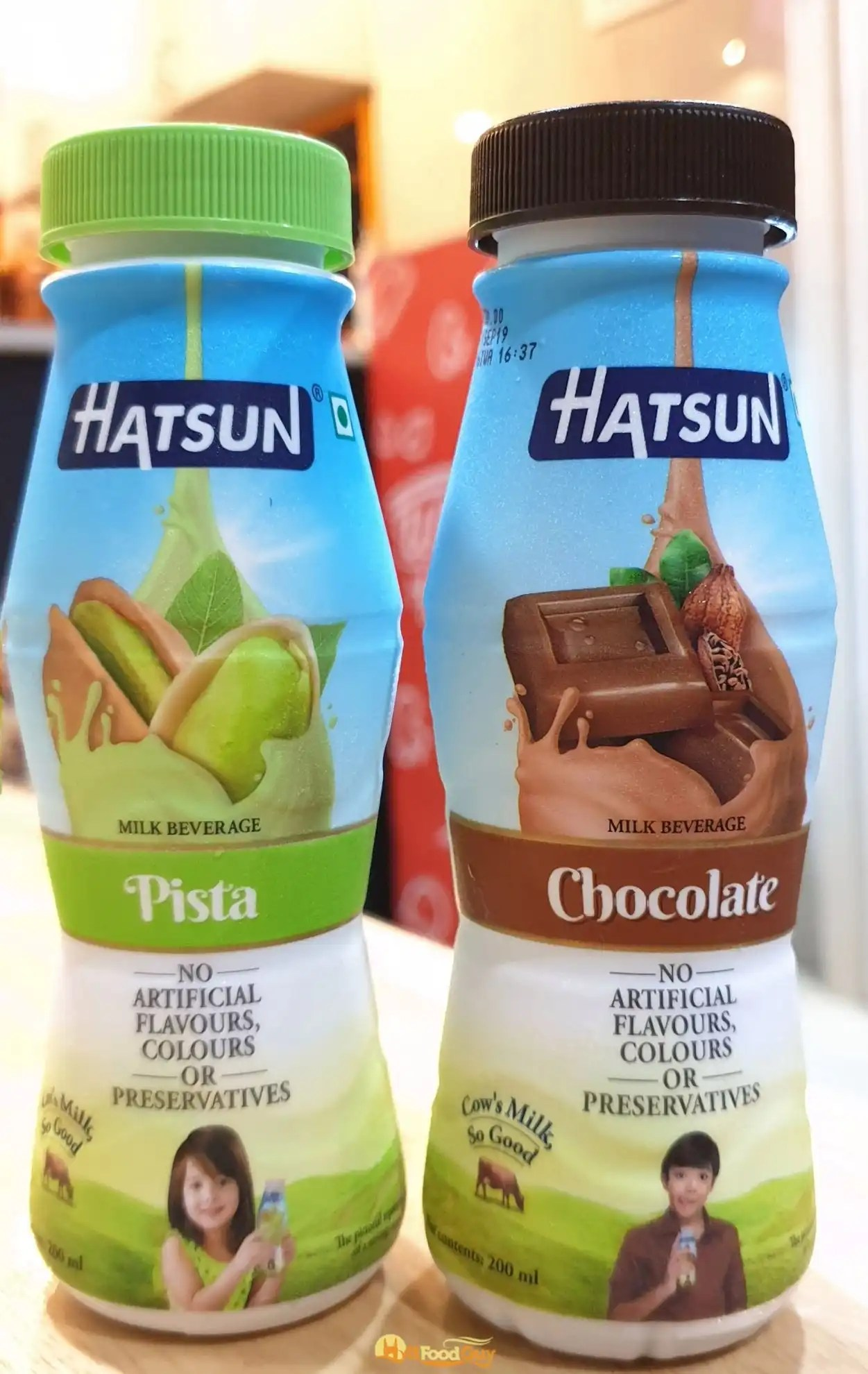 Hatsun Flavoured Milk - Oyalo Pizza
