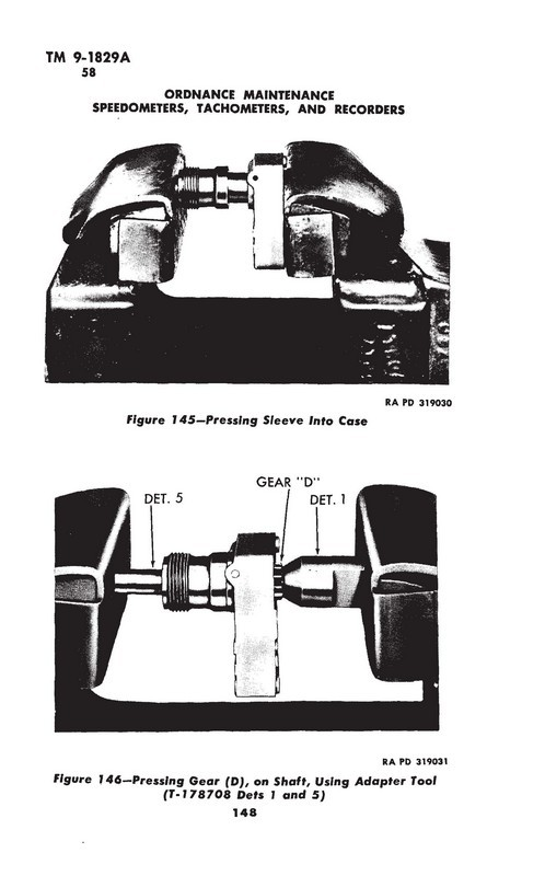 11. I Stewart-Warner 666-type drive joints