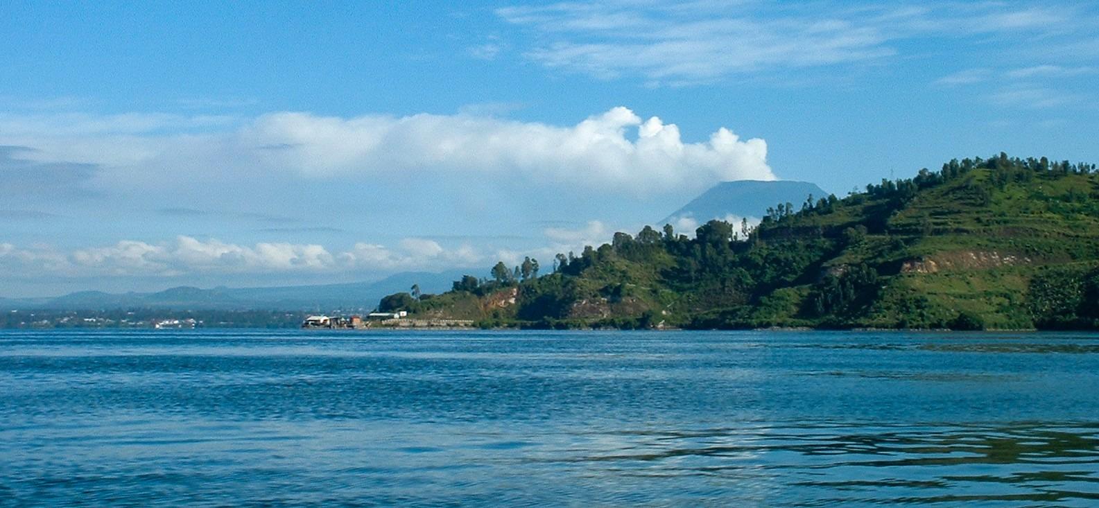 Lake Kivu Image - Hydragas Menu Page