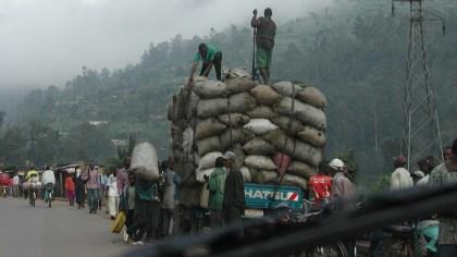 Charcoal suppliers in Rwanda