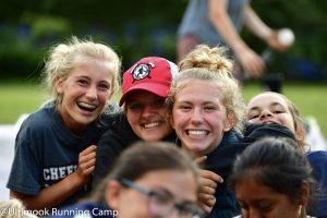 high school running camp