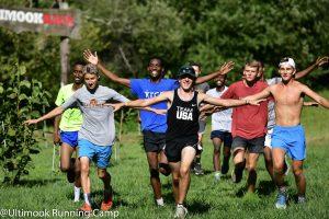 high school running camps
