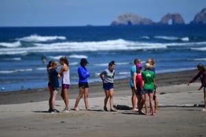 ultimook running camp activities