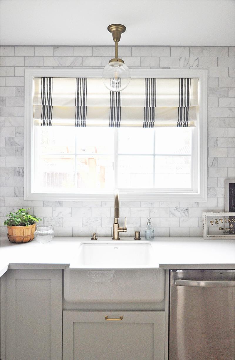 Kitchen Tour Part 1 | IKEA Kitchen Cabinets Honest Review ...